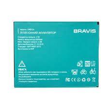 Аккумулятор (батарея) для Bravis Omega 2000 mAh Оригинал