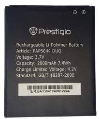 Аккумулятор (батарея) для Prestigio 4322 Оригинал