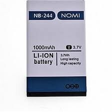 Аккумулятор (батарея) для Nomi NB-244+, i244+ Оригинал