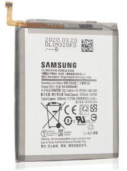 Аккумулятор (батарея) Samsung G985, G986 (SM-G985F, SM-G985F/DS, SM-G986F) Galaxy S20 Plus 2020 EB-BG985ABY 4500mAh Оригинал
