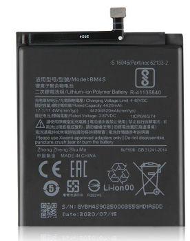 Аккумулятор (батарея) Xiaomi Redmi 10X 5G, Redmi 10X Pro 5G M2004J7BC BM4S 4520mAh Оригинал