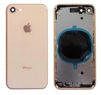 Корпус Apple iPhone 8 A1863, A1905, A1906 золотой Оригинал