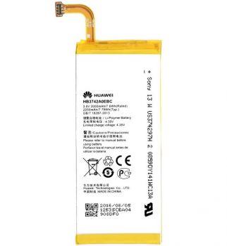 Аккумулятор (батарея) Huawei Ascend P6, P6-U06, P6-C00, G6, G6-U10, P7 mini, G620, G620S, G621, G630 HB3742A0EBC 2050mAh Оригинал