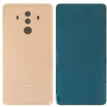 Задняя крышка корпуса Huawei Mate 10 Pro BLA-L09, BLA-L29, BLA-AL00 коричневая Оригинал