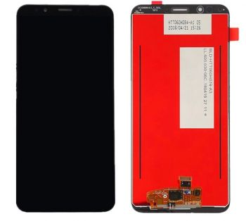 Дисплей Huawei Honor 7C Pro 5,99 LND-L29, LND-AL30, LND-AL40 с сенсором (тачскрином) черный Оригинал