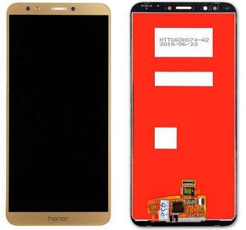 Дисплей Huawei Honor 7C Pro 5,99 LND-L29, LND-AL30, LND-AL40 с сенсором (тачскрином) золотой Оригинал