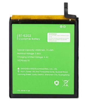 Аккумулятор (батарея) Leagoo M11 BT-6202 4000mAh Оригинал