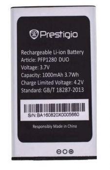 Аккумулятор (батарея) Prestigio PFP1280 Muze B1 Duo 1000mAh Оригинал