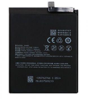Аккумулятор (батарея) Meizu 16 M882H, M882Q BA882 3010mAh Оригинал