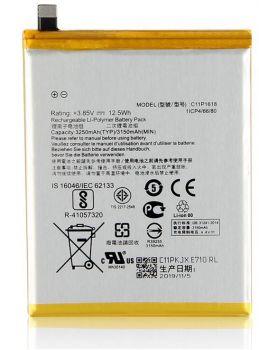 Аккумулятор (батарея) Asus ZC600KL Zenfone 5 Lite X017DA, X017D C11P1618 3250mAh Оригинал