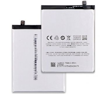 Аккумулятор (батарея) Meizu E3 M851Q, M851H BA851 3360mAh Оригинал