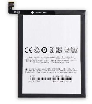 Аккумулятор (батарея) Meizu M6T M811H, M811Q, M811M BA811 3300mAh Оригинал