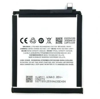 Аккумулятор (батарея) Meizu M8c M810H M810C, M809L BA810 3070mAh Оригинал