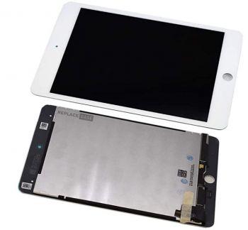 Дисплей Apple iPad mini 5 2019 A2126, A2124, A2133, A2125 с сенсором (тачскрином) белый Оригинал