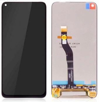 Дисплей Huawei Nova 4 VCE-L22, VCE-AL00, VCE-TL00 с сенсором (тачскрином) черный Оригинал