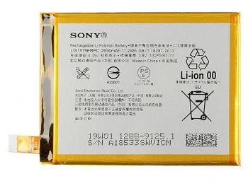 Аккумулятор (батарея) Sony E6533, E6553 Xperia Z3+ DS, Xperia Z4 LIS1579ERPC 2930mAh Оригинал