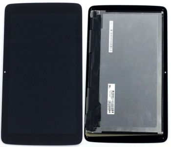 Дисплей LG V700 G Pad 10.1 с сенсором (тачскрином) черный Оригинал