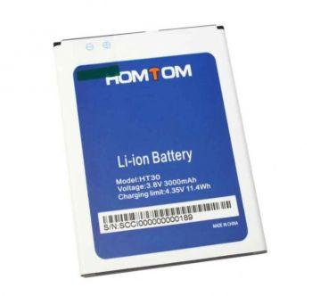Аккумулятор (батарея) HomTom HT30 3000mAh Оригинал