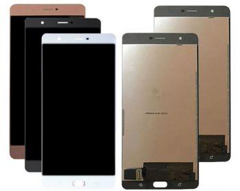 Дисплей Asus ZU680KL ZenFone 3 Ultra A001 с сенсором (тачскрином) розовый Оригинал