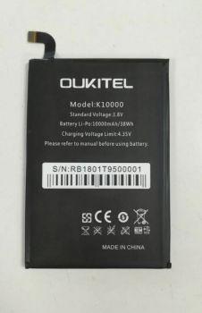 Аккумулятор (батарея) Oukitel K10000 10000mAh Оригинал