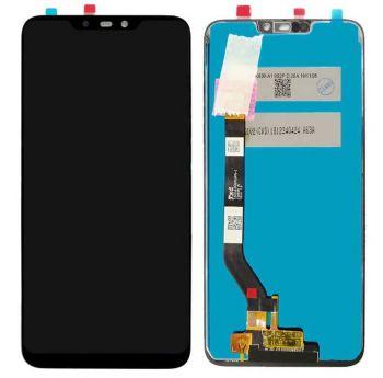 Дисплей Asus ZB633KL ZenFone Max M2 X01AD, X01BD с сенсором (тачскрином) черный Оригинал