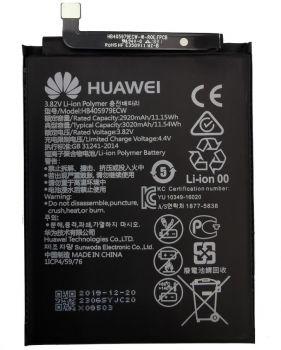 Аккумулятор (батарея) Huawei Honor 8A 2019 JAT-LX1 HB405979ECW 3020mAh Оригинал Оригинал