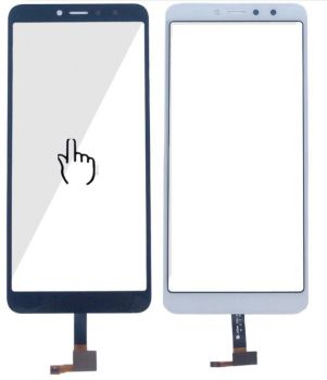 Сенсор (тачскрин) для Xiaomi Redmi S2, Redmi Y2 M1803E6G черный Оригинал