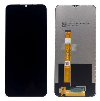 Дисплей Oppo A9 2020, A11x CPH1937, CPH1939, CPH1941 с сенсором (тачскрином) черный Оригинал
