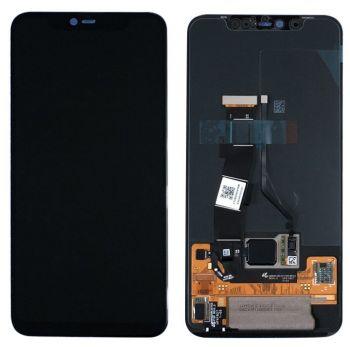 Дисплей Xiaomi Mi8 Pro M1807E8A с сенсором (тачскрином) черный OLED High Сopy