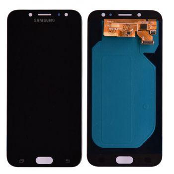 Дисплей Samsung J730 (SM-J730F, SM-J730F/DS) Galaxy J7 2017 с сенсором (тачскрином) черный Оригинал
