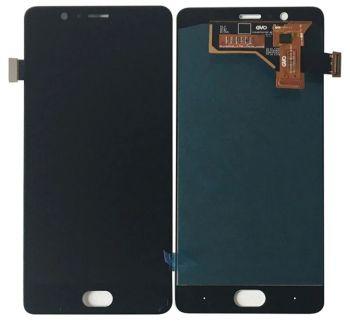 Дисплей ZTE Nubia M2 NX551J с сенсором (тачскрином) черный Оригинал