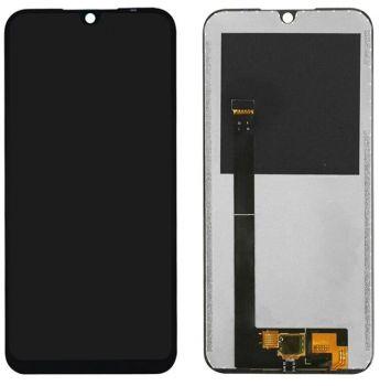 Дисплей Elephone A6 Mini с сенсором (тачскрином) черный Оригинал