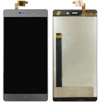 Дисплей Elephone M3 с сенсором (тачскрином) серый Оригинал