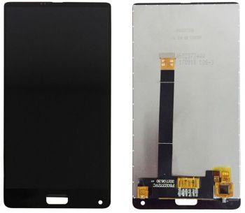 Дисплей Elephone S8 с сенсором (тачскрином) черный Оригинал