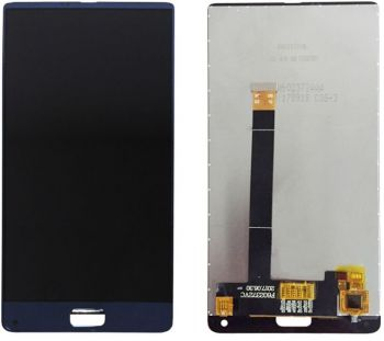 Дисплей Elephone S8 с сенсором (тачскрином) синий Оригинал