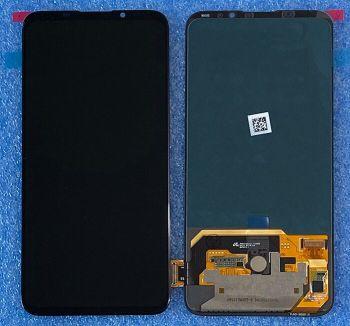Дисплей Meizu 16Xs M926Q, M926H, M926Y с сенсором (тачскрином) черный Оригинал