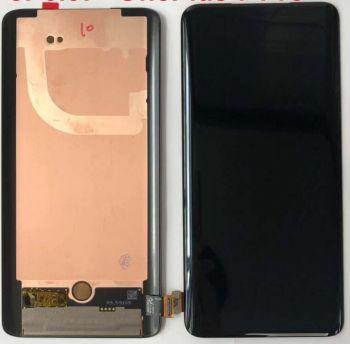 Дисплей OnePlus 7 Pro GM1911, GM1917, GM1920 с сенсором (тачскрином) черный Оригинал