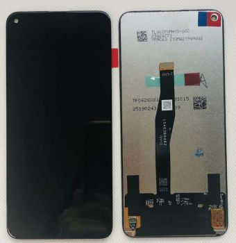 Дисплей Huawei Honor 20 YAL-L21, Honor 20 Pro YAL-L41 с сенсором (тачскрином) черный Оригинал
