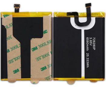 Аккумулятор (батарея) Blackview BV6800, BV6800 Pro 726280P 6580mAh Оригинал