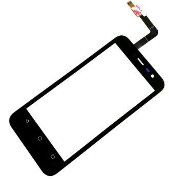 Сенсор (тачскрин) для TP-Link Neffos Y5L TP801A черный Оригинал