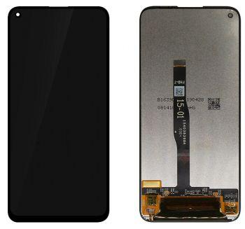 Дисплей Huawei P40 Lite JNY-L21A, JNY-L01A, JNY-L21B, JNY-L22A, JNY-L02A с сенсором (тачскрином) черный Оригинал