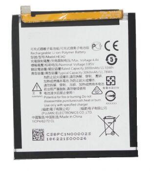 Аккумулятор (батарея) Nokia 7.1 Dual Sim TA-1100, TA-1097, TA-1085, TA-1095, TA-1096 HE342 3060mAh Оригинал
