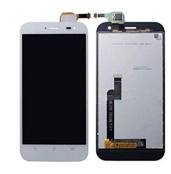 Дисплей Asus ZX551ML ZenFone Zoom Z00XS с сенсором (тачскрином) белый Оригинал