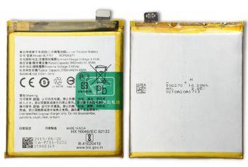 Аккумулятор (батарея) Oppo K3 CPH1955, Oppo Reno CPH1917 BLP701, BLP715 3765mAh Оригинал