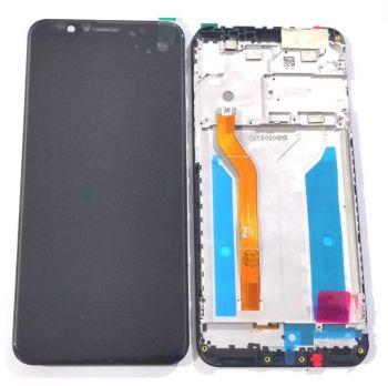 Дисплей Asus ZB601KL, ZB602KL ZenFone Max Pro M1 X00TD с сенсором (тачскрином) черный с рамкой Оригинал