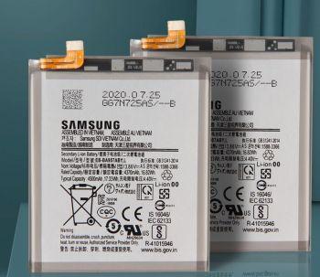 Аккумулятор (батарея) Samsung G770 (SM-G770, SM-G770F/DS) Galaxy S10 Lite EB-BA907ABY 4500mAh Оригинал