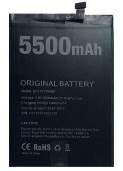 Аккумулятор (батарея) Doogee BL5500 Lite BAT18735500 5500mAh Оригинал
