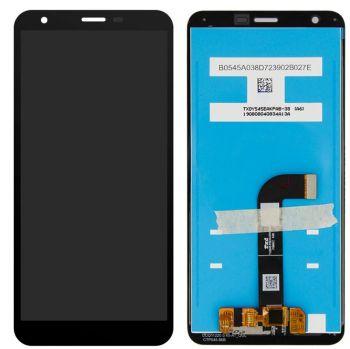 Дисплей LG K30 X320, LMX320EMW 2019 с сенсором (тачскрином) черный Оригинал