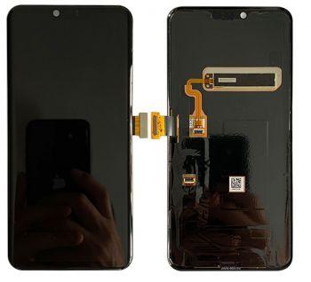 Дисплей LG G8 ThinQ G820, G820N, G820QM с сенсором (тачскрином) черный Оригинал