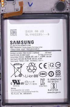 Аккумулятор (батарея) Samsung M515 (SM-M515F, SM-M515F/DSN) Galaxy M51 EB-BM415ABY 7000mAh Оригинал